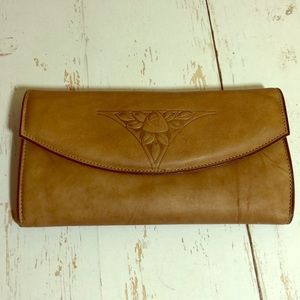Rolf's American Classic Leather Clutch Wallet